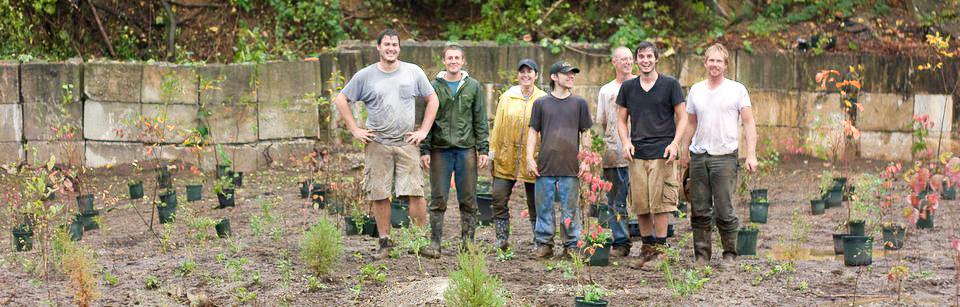 ArcheWild landscaping crew