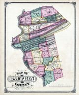 Dauphin Map Small