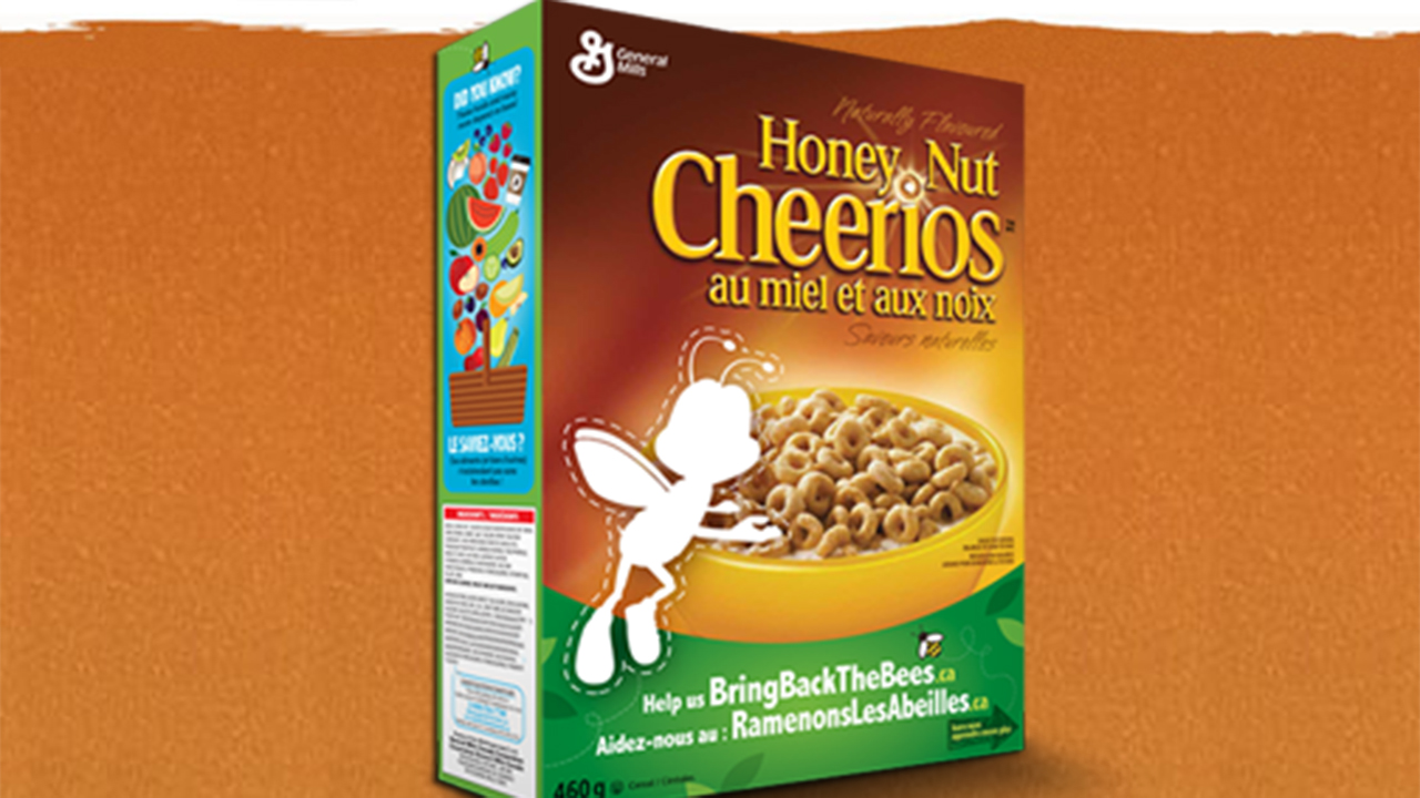 Cheerios Is Giving Away Free Wildflower Seeds To Help Save Bees; But Here's Why You Shouldn't Plant Them